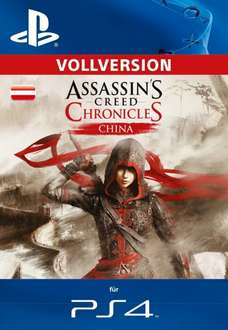 [Amazon.de] Assassin's Creed Chronicles: China [Online Code] für 7,56 EUR