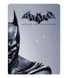 Batman: Arkham Origins - The Complete Edition Steelbox (PS3/Xbox360) für je 17,97€ @Amazon.de (Prime)