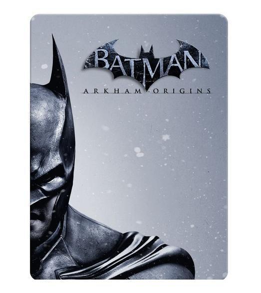 Batman: Arkham Origins - The Complete Edition Steelbox (PS3/Xbox360) für je 17,97€ @Amazon.de (Prime)
