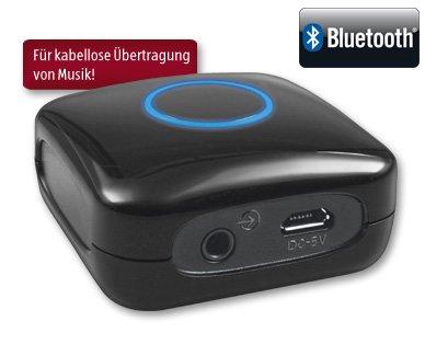 [lokal ALDI Süd Willich] Maginon Bluetooth Receiver BTR 2 für 9,99€ (3 Jahre Garantie)