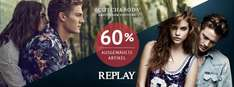 60% Rabatt auf Scotch & Soda und Replay