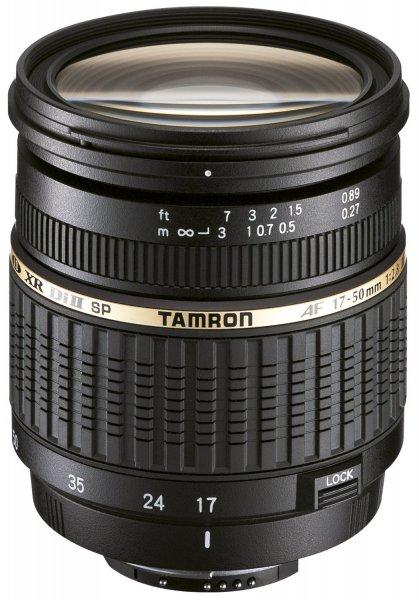 Tamron Objektiv AF 17-50mm f2.8 XR Di II LD IF (Canon) für 248,80 € @Amazon.fr