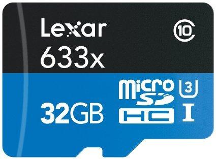 LEXAR 32 GB High-Performance microSDHC™ UHS-I