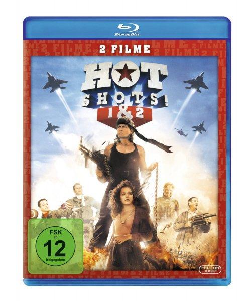 [Amazon Prime] Hot Shots 1 + 2 (Bluray) für 10,58€ *** Police Academy Complete Collection 1-7 (7 DVDs) für 14,97€
