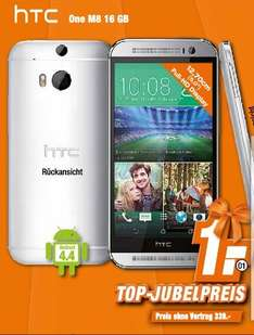 [Expert Technikmärkte] HTC One M8