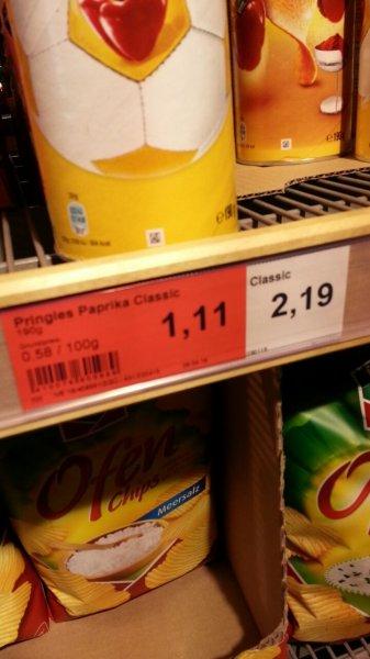 Pringles sky 1,11€ bundesweit?