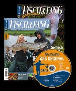 "2 Ausgaben ""Fisch & Fang"" kostenlos. Selbstkündigend."