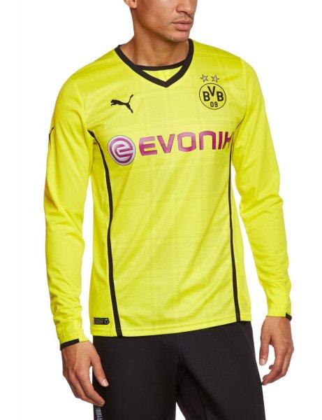 [@amazon.de] - Update - // Neue Artikel dazugekommen // PUMA Herren BVB Langarm Trikot Long Sleeve Home Replica Shirt // Größe S & M für 14,10€ mit Prime