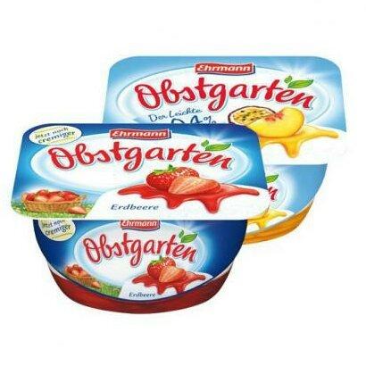 [Netto MD]  6x Ehrmann Obstgarten für je 12 Cent anstatt 22 Cent durch 6x 10 Cent reebate Cashback (nur für Android)