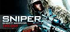 [Steam] Sniper: Ghost Warrior Trilogy für 2,27€ @ Nuuvem