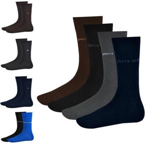Pierre Cardin 12er Pack Herren Business Socken versch. Modelle und Farben 39-42 & 43-46