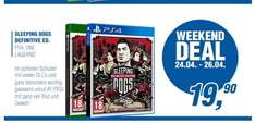 Sleeping Dogs Definitive Edition für PS4/XONE inkl. Artbook bei Gameware.at für 22,89
