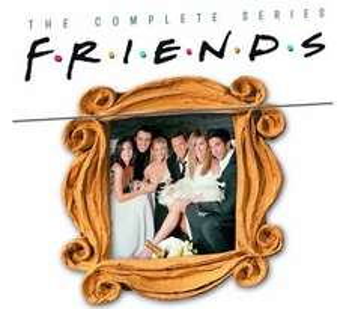 [amazon.fr] Friends kompl. Serie DVD (Audio: Franz. und Eng.) KK benötigt