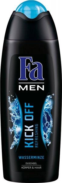 [Amazon Prime] Fa Men Duschgel Kick Off Wasserminze, 6er Pack (6 x 250 ml)