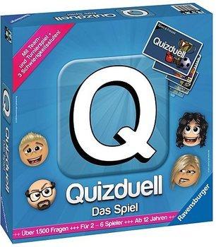 Ravensburger Quizduell - Das Spiel für 19,99€ @Voelkner.de