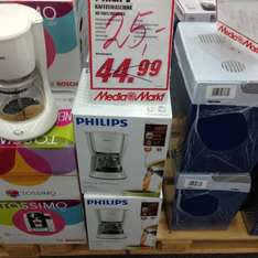 Philips Kaffeemaschine HD7461/00 Media Markt Siegen 25€ (Lokal?)