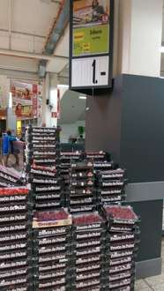 [Lokal Kaufland NSU] Erdbeeren 1kg für 1€
