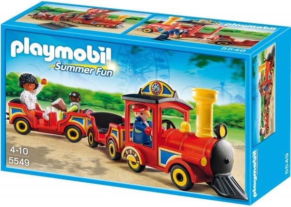 [Prime] PLAYMOBIL 5549 - Kleinbahn @Amazon