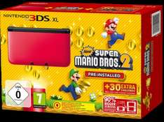 [MediaMarkt] Nintendo 3DS XL + New Super Mario Bros 2 / Tomodachi Life (inkl. 4GB SD-Card) für 165€ *** Nintendo 3DS XL Monster Hunter 3 Limited Edition (inkl. 4GB SD-Card) für 170€
