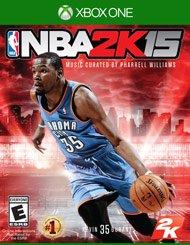 [Xbox One Gold] NBA 2K15 gratis spielen am Wochenende für Gold Mitglieder