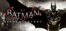 [Steam] Batman: Arkham Knight @ Nuuvem