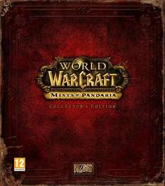 [Amazon.de] World of WarCraft: Mists of Pandaria (Add-On) - Collector's Edition [AT PEGI]