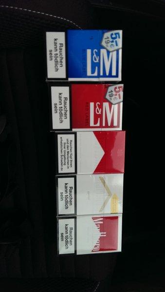 [Lokal: Autohof Achern] kostenlos 1 Pack Zigaretten
