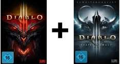 [Saturn Chemnitz] Diablo 3 + Diablo 3 Reaper of Souls Add-On (Komplettpaket) PC/Mac