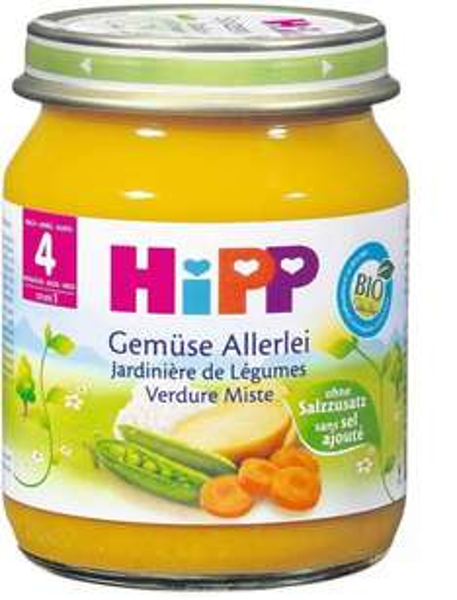 [Rossmann] Hipp Gemüse 2 Stück für 1,08€ // Babydream Babymenü 2 Stück für 0,80€