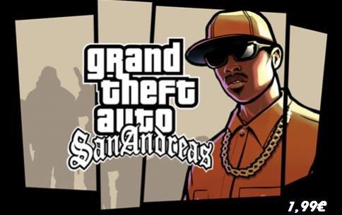 Grand Theft Auto San Andreas Steam (PC)