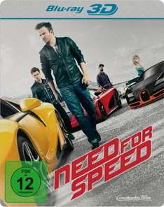 Need for Speed (exklusives Müller 3D Blu-ray Steelbook) @ müller onlineshop