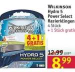 [ROSSMANN] Wilkinson Hydro 5 Power Select 4+1 Klingen (27.-30.4)