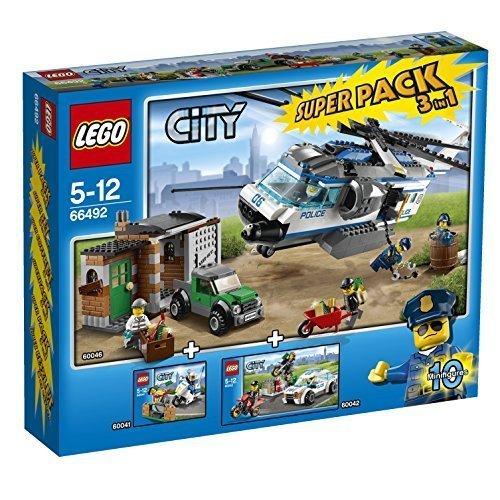 lego 66492 City Polizei 3 in 1 bei real für 39€