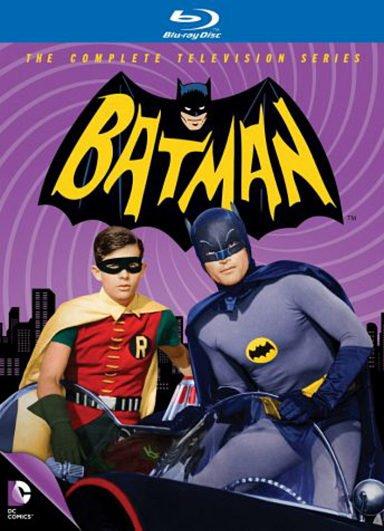 Batman - Die Komplette Serie Bluray 49,99 Euro Saturn Köln Hansaring (Lokal)