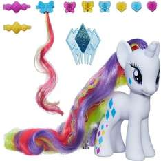 "Hasbro My Little Pony Deluxe Modepony ""Rarity"" für 9,55€ bei Amazon (Prime)"