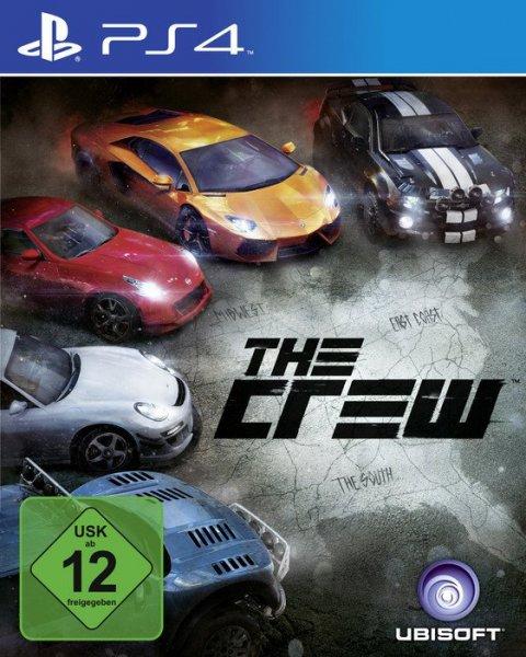 [Saturn Super Sunday] The Crew - PlayStation 4 / XBox One für 28 € mit Newsletter-Gutschein, VSK-frei