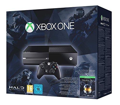[Müller Sonntagsknüller] Xbox One 500 GB Konsole inkl. Halo - The Master Chief Collection für 299€