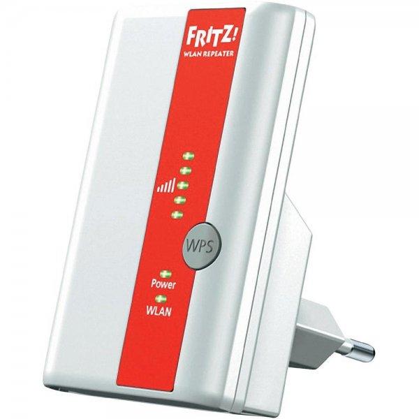 AVM WLAN Repeater 300 MBit/s 2.4 GHz FRITZ!WLAN 310 Versandkostenfrei für 29,80€ @Voelkner.de