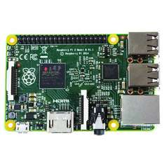 [Voelkner] Raspberry Pi 2 Model B  //  Quadcore CPU 4 x 900Mhz  //  1GB RAM  // 10/100 LAN  // Windows 10 ARM kompatibel für 35,70€
