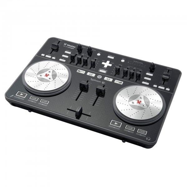 Vestax Typhoon DJ MIDI Controller in schwarz für 79€ @musicstore.de