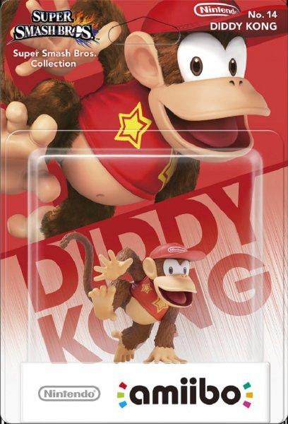 amiibo Diddy Kong und Mario für 9,99 Euro bei saturn online bzw. 10 Euro bei Mediamarkt online