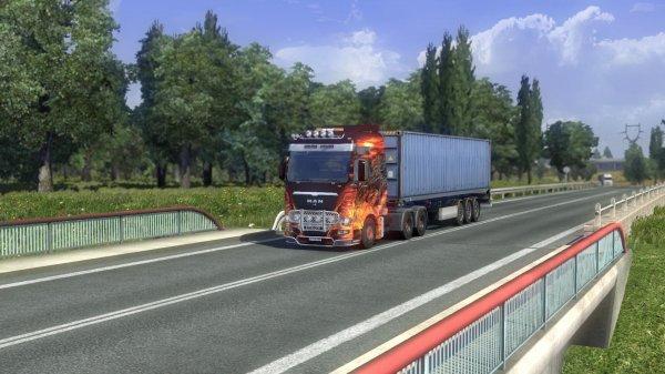 [STEAM] Euro Truck Simulator 2 Collector's Bundle @BundleStars