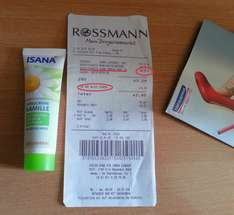 UPDATE241*[ROSSMANN] Isana Handcreme 30ml für 0,15 (Scondoo + 10% Coupon)