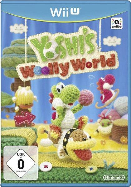 [voelkner.de] Yoshi's Woolly World für Wii U 39,79 € bei Zahlung mit SOFORT Überweisung
