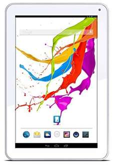 Odys Neo Quad 10 white 10,1 Zoll Tablet-PC (1,6 GHz Quad Core Processor, 1GB RAM, 16GB HDD, Android 4.2.x, IPS Display (1.280 x 800), HDMI ab €49,15 @ Amazon WHD