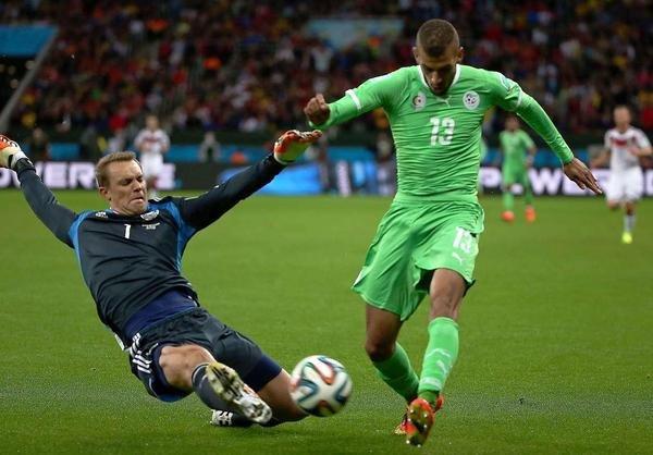 Algerien Trikot WM 2014 Heim oder Auswärts S - XXL
