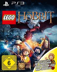 LEGO: Der Hobbit - Special Edition PS3 (Playstation) für 15,97€ (amazon Prime)