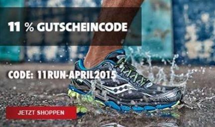 11% auf Running Schuhe - Brooks Ghost 7, Saucony Ride 7, Mizuno Wave Hayate und weitere [11running]