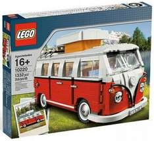 Lego VW Campingbus