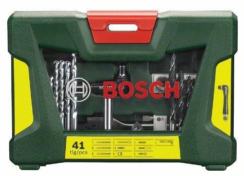 Bosch 41-teiliges V-Line Set zum Bohren und Schrauben @ Amazon (Blitzangebot) 15,90 Euro inkl. Versand (Prime)